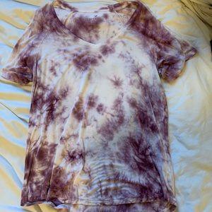 American Eagle tie dye shirt!